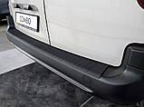 Пластикова захисна накладка на задній бампер для Peugeot Rifter / Partner lll 2018+, фото 6