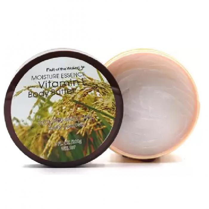 Крем для тела на основе масла Wokali Moisture Essence Vitamin E Body Better 240 г