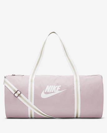 Сумка Nike Heritage Duff BA6147-516 Рожевий, фото 2