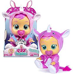 Кукла плакса  Малышка-носорог Саша Cry Babies Sasha