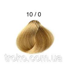 Перманентная крем-краска для волос Alter Ego Techno Fruit 10/0 - Платиновый блондин 100 мл