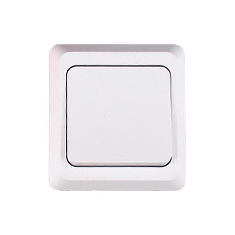 ElectroHouse Выключатель Hummer белый IP54