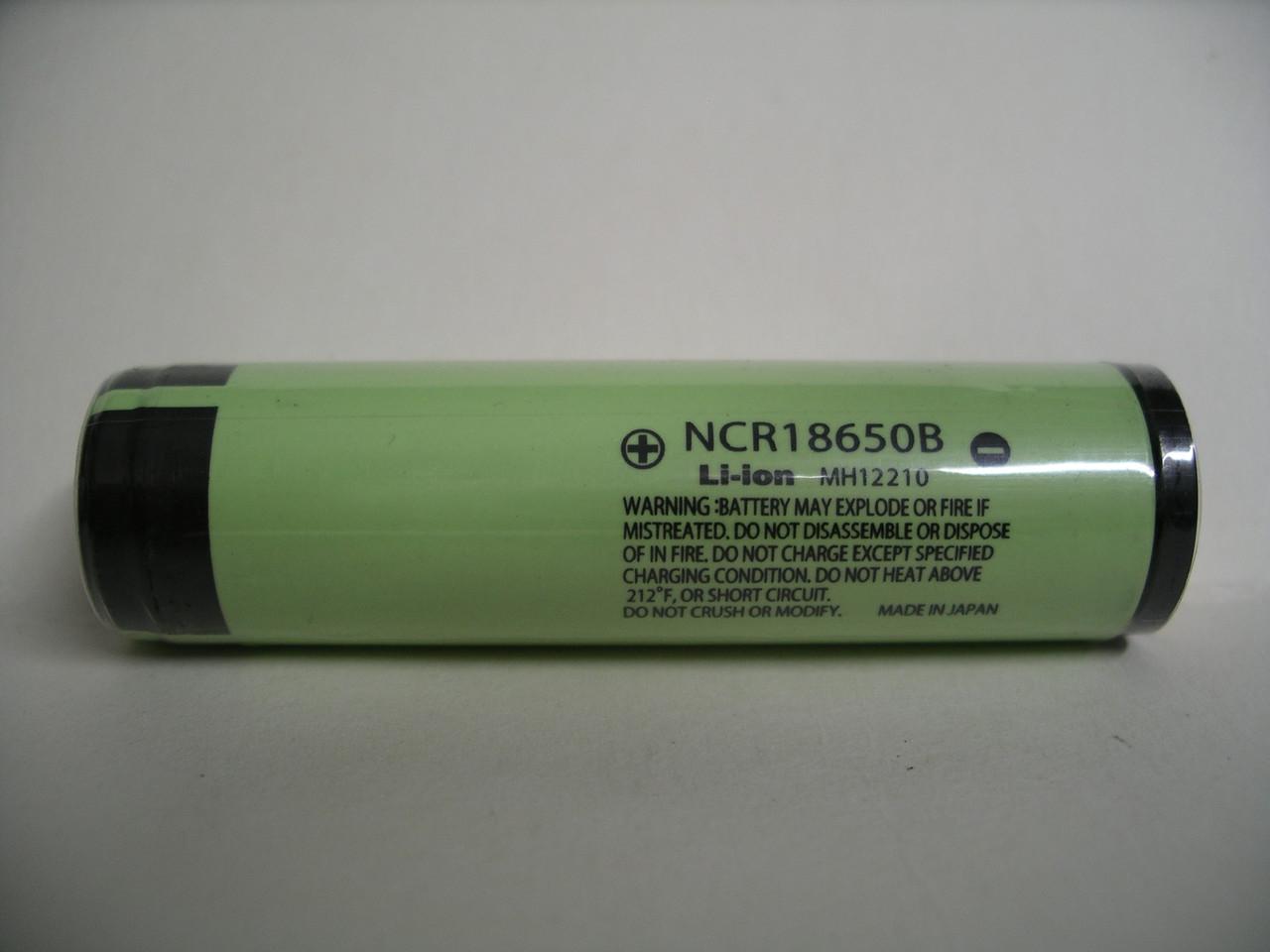 Аккумулятор Panasonic NCR18650B 3400mah (с защитой)