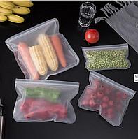 Пакет для хранения продуктов на застежке 21,5см*18 см