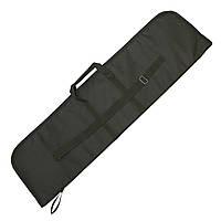 Чехол для помпового ружья ЧПР-110 чёрный (внутр. длина 110 см 11982)