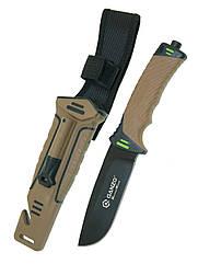 Туристический нож выживания Ganzo G8012-DY