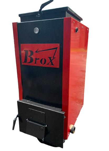 Шахтный котел  Brox 15 кВт (Холмова)