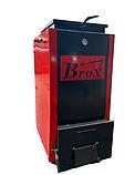 Шахтный котел  Brox 15 кВт (Холмова), фото 3