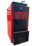 Шахтный котел  Brox 25 кВт (Холмова), фото 4