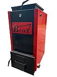 Шахтный котел  Brox 25 кВт (Холмова), фото 7