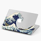 Пластиковый чехол для Apple MacBook Pro / Air Нагасаки