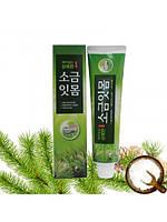 Лечебная зубная паста Median Pine Salt Toothpaste