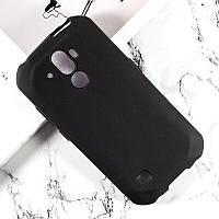 Чехол Soft Line для Doogee S40 Pro силикон бампер черный