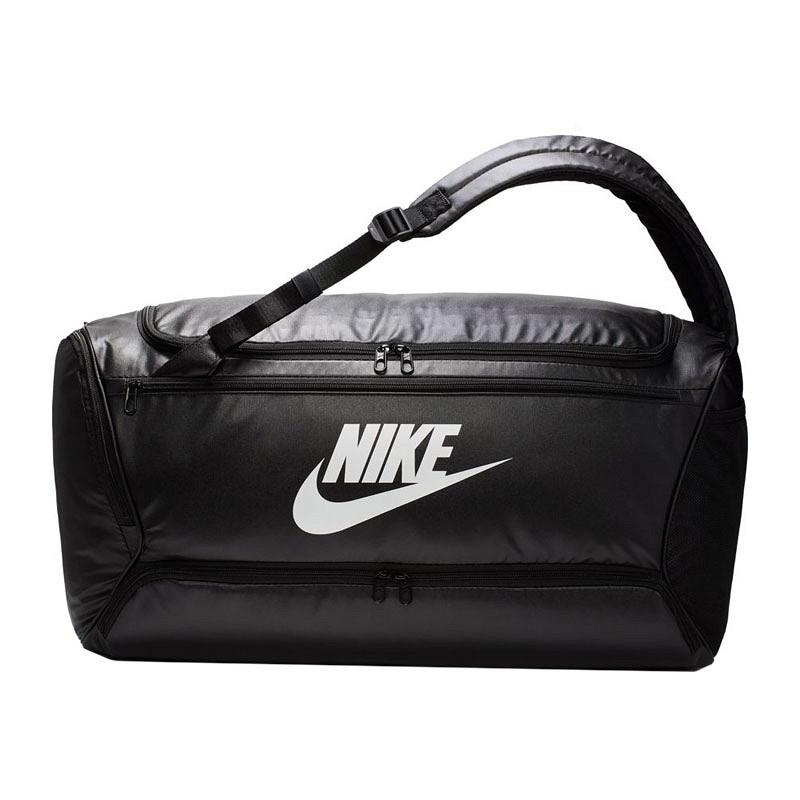 Сумка тренировочная спортивная Nike Brasilia Medium 60L BA6395-010 Черный