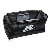 Сумка тренировочная спортивная Nike Brasilia Medium 60L BA6395-010 Черный, фото 3