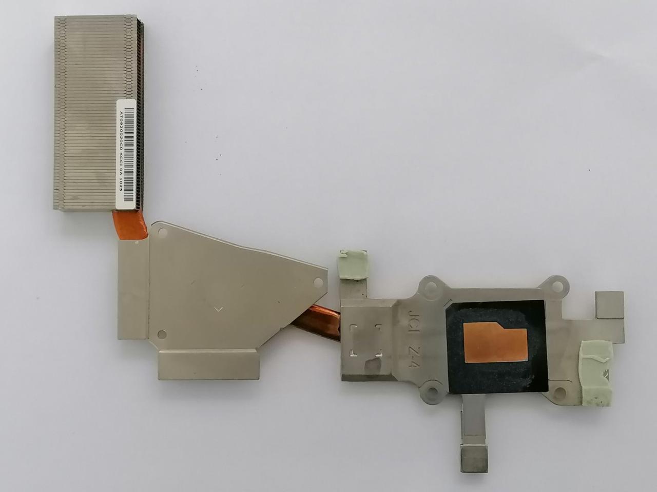 Б/У радиатор ( система охлаждения ) для ноутбука Toshiba Satellite L505 L505 13T - AT0920020C0