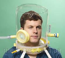 Шлем открывающийся для неинвазивной ИВЛ Intersurgical StarMed CaStar R Up