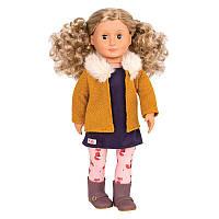 Вінілова лялька Флоренс (46 см). Our Generation