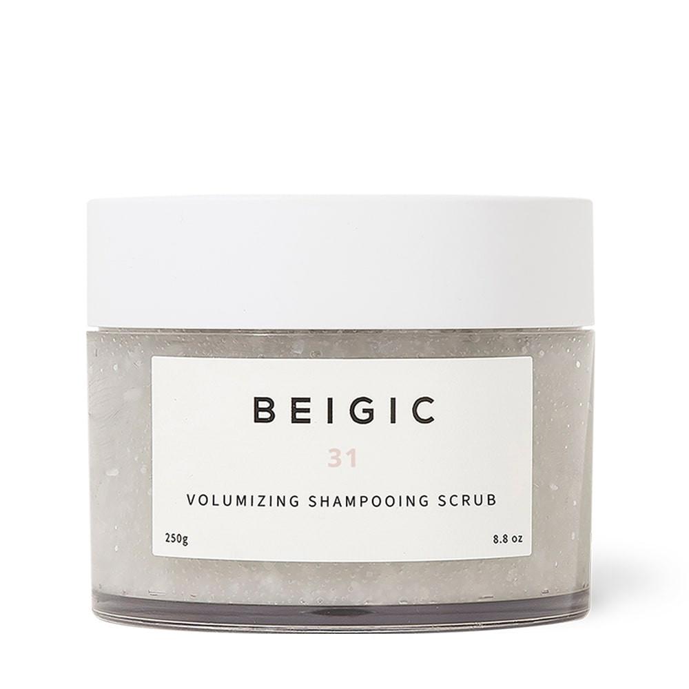 Скраб-пілінг для шкіри голови BEIGIC Volumizing Shampooing Scrub 250g