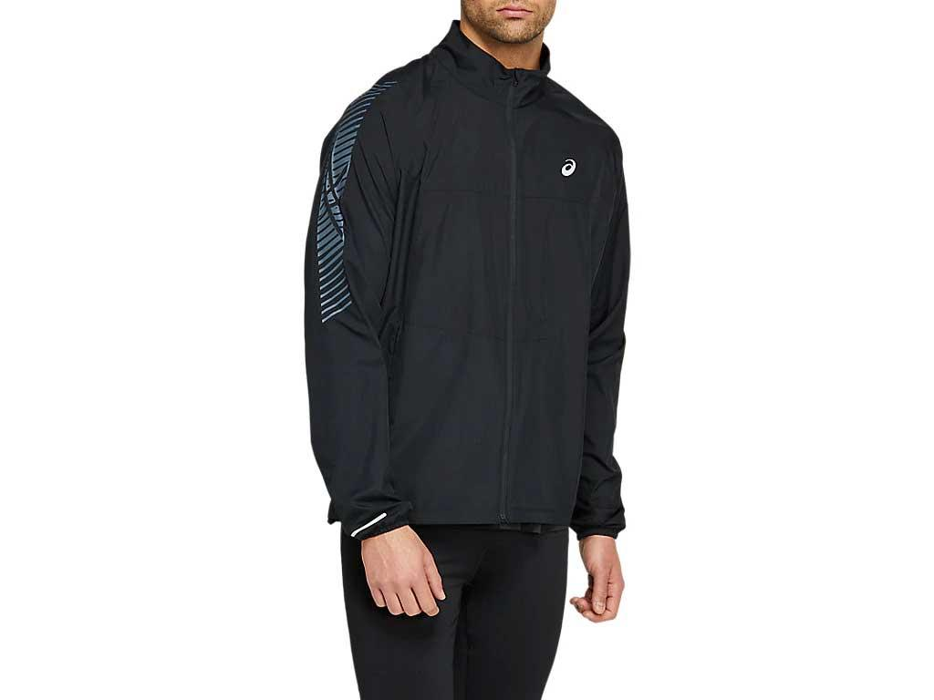 Куртка для бега Asics Icon Jacket 2011B051-001