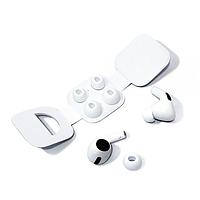 Комплект амбушюр Apple для AirPods Pro White AL5116, КОД: 1645870