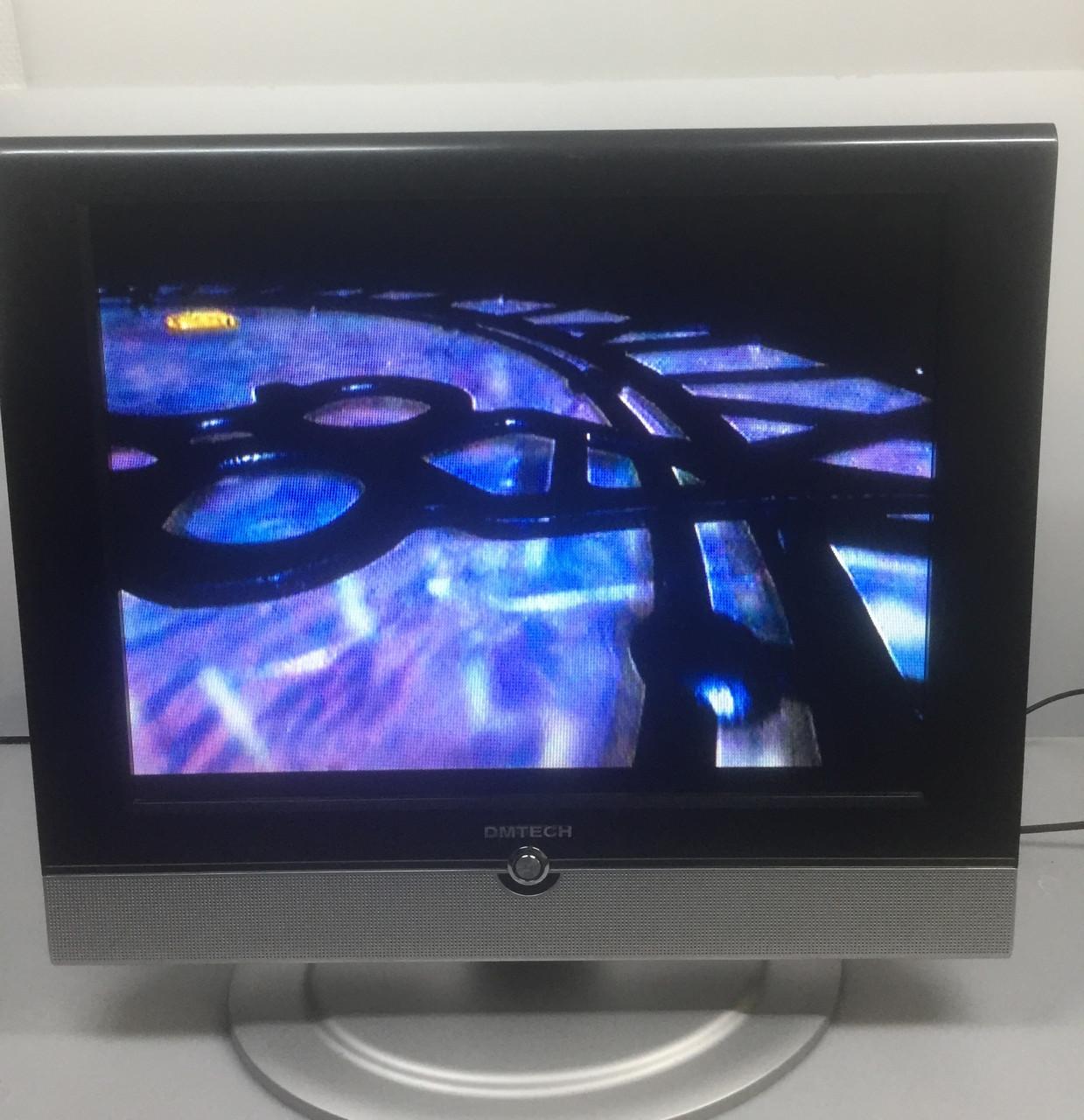 """Маленький и компактный Dmtech телевизор 20"""" со встроенным DVD проигрывателем"""