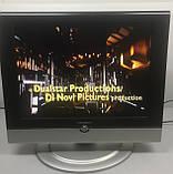 """Маленький и компактный Dmtech телевизор 20"""" со встроенным DVD проигрывателем, фото 2"""