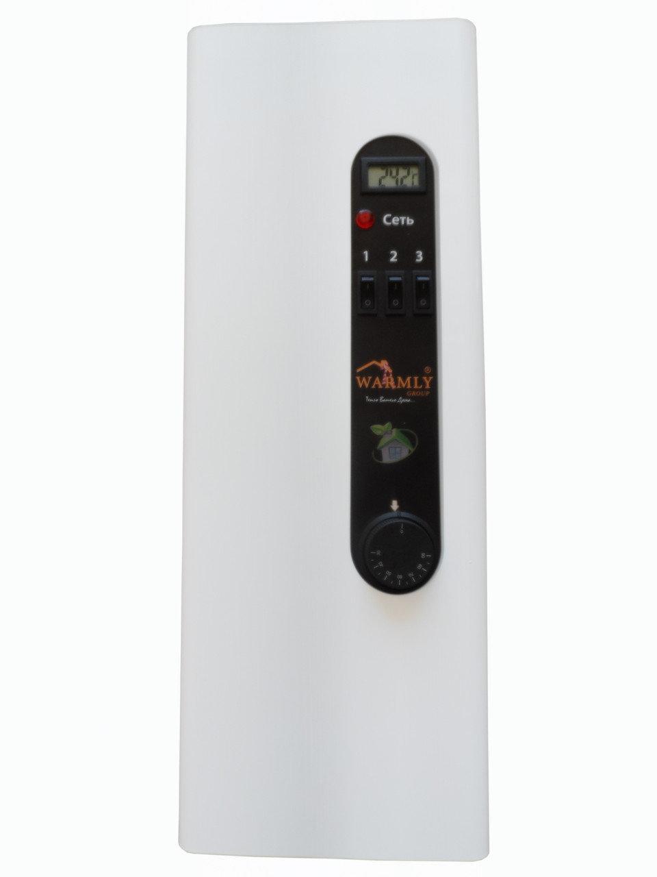 Котел электрический c насосом Warmly ClassicM 9 кВт 380 В