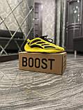 Мужские кроссовки Adidas Yeezy Boost 700 V3 Yellow Black, кроссовки адидас изи 700, кросівки Adidas Yeezy 700, фото 7