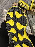 Мужские кроссовки Adidas Yeezy Boost 700 V3 Yellow Black, кроссовки адидас изи 700, кросівки Adidas Yeezy 700, фото 6