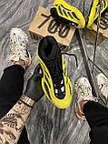 Мужские кроссовки Adidas Yeezy Boost 700 V3 Yellow Black, кроссовки адидас изи 700, кросівки Adidas Yeezy 700, фото 3