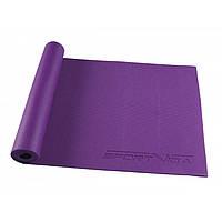 Коврик (мат) для йоги и фитнеса SportVida PVC 6 мм (SV-HK0052)