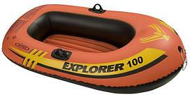 Надувний човен Explorer 100 Intex (58329)