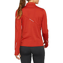 Куртка для бега Asics Lite-Show Winter 1/2 Zip Top W 2012B051-601, фото 2