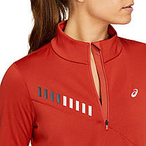 Куртка для бега Asics Lite-Show Winter 1/2 Zip Top W 2012B051-601, фото 3