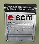 Свердлильно-присадочний верстат SCM MB63, фото 8