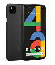Cмартфон Google Pixel 4a 6/128GB Just Black EU, 9мес.