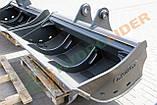 Планировочный ковш А.ТОМА на экскаватор Hyundai 210W9S, фото 2