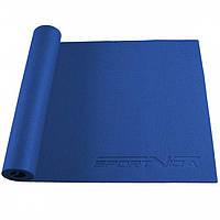 Коврик (мат) для йоги и фитнеса SportVida PVC 6 мм (SV-HK0053)