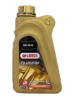 Масло моторное QUAZAR LLIII 5W-30 1 л Lotos Oil, фото 1