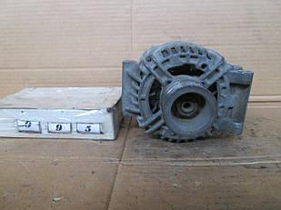 №95 Б/у Генератор/щетки  90A   0124325093   0131541702  для  Mercedes-Benz Sprinter  Vito    1998-2003