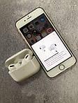 Беспроводные наушники Apple Airs Pro ЛЮКС аналог с зарядным кейсом, влагостойкие наушники Wi-pods беспроводные, фото 8
