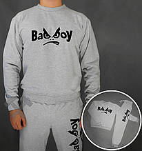 Мужской спортивный костюм Бед Бой, свитшот и штаны