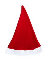 Новогодняя шапка Санты – (Премиум Качество)