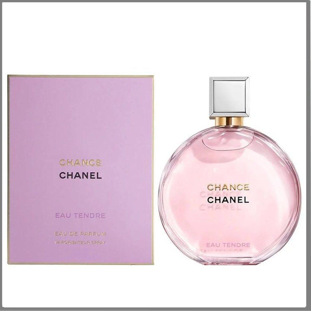 Chanel Chance Eau Tendre Eau de Parfum парфюмированная вода 100 ml. (Шанель Шанс Еау Тендер)