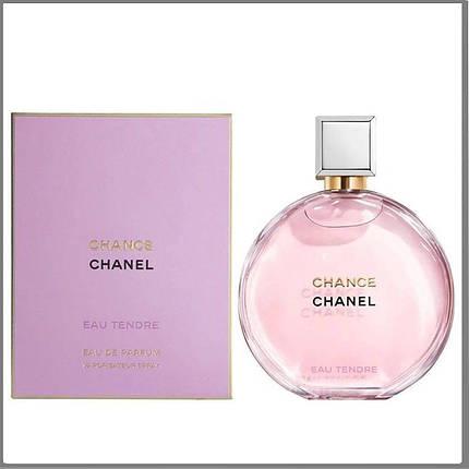 Chanel Chance Eau Tendre Eau de Parfum парфюмированная вода 100 ml. (Шанель Шанс Еау Тендер), фото 2