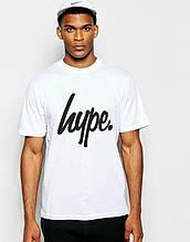 Мужская футболка Хайп, хлопок приятная к телу