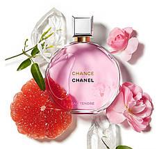 Chanel Chance Eau Tendre Eau de Parfum парфюмированная вода 100 ml. (Шанель Шанс Еау Тендер), фото 3