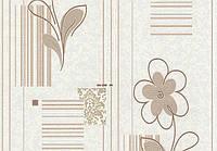 Обои Виниловые на бумажной основе 05м LS ВКС5-1305 Талси декор 0,53м X 10,05м Бежевый 2000000544731