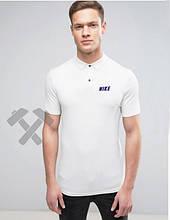 Чоловіче поло Найк, футболка з коміром Найк
